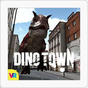 DINO TOWN(Oculus Rift DK1・DK2版)
