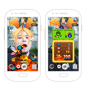 ユニティちゃん うにバスター(Android)